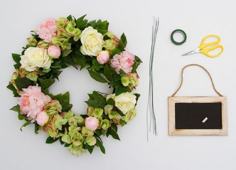 Wreaths wedding spring diy sweetest