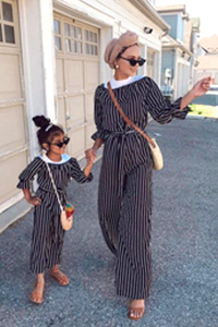 Mommy I& me matching outfits