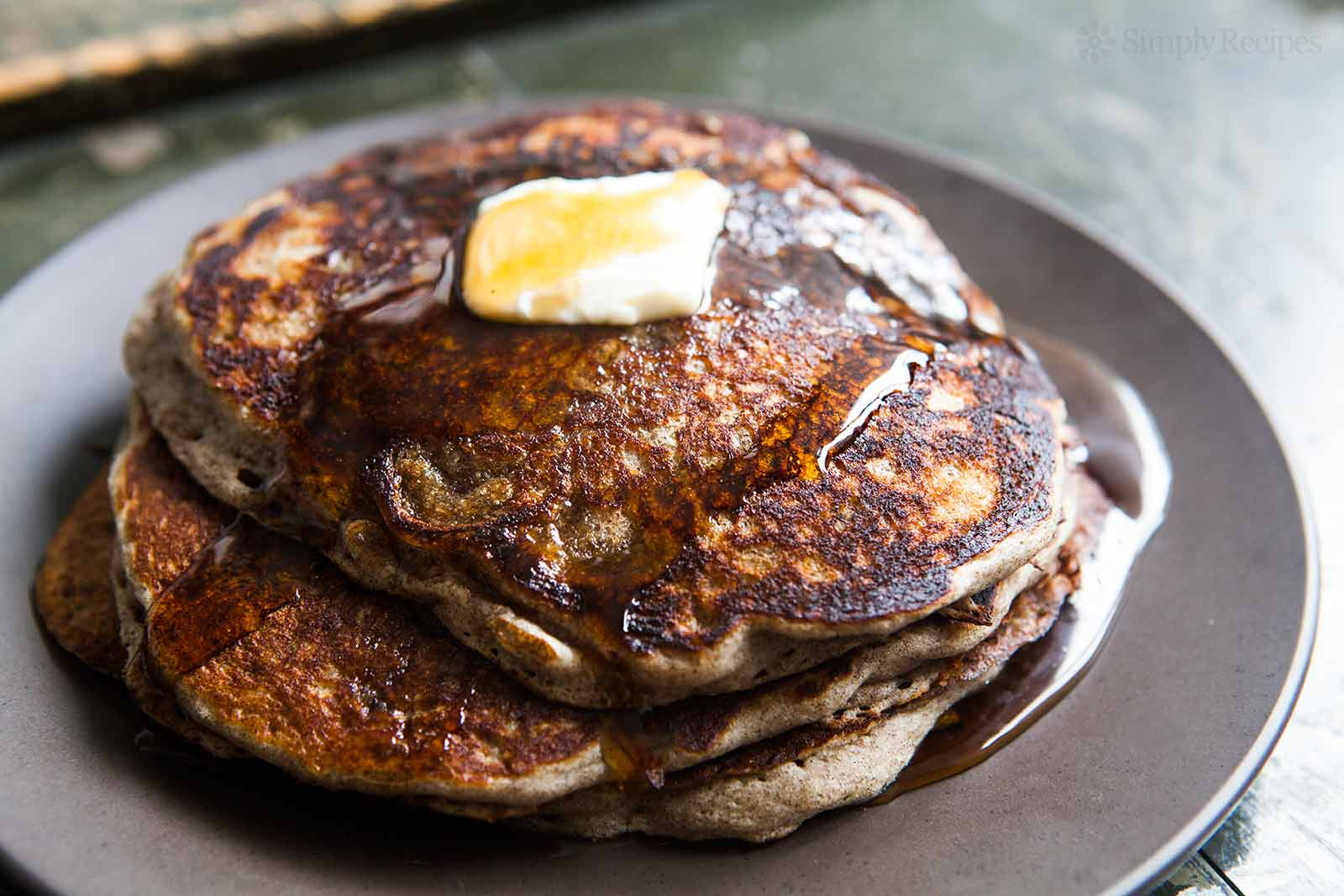 Pancakes Buckwheat