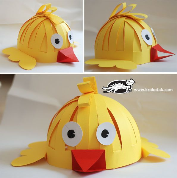 Angry bird paper crafts foe kids