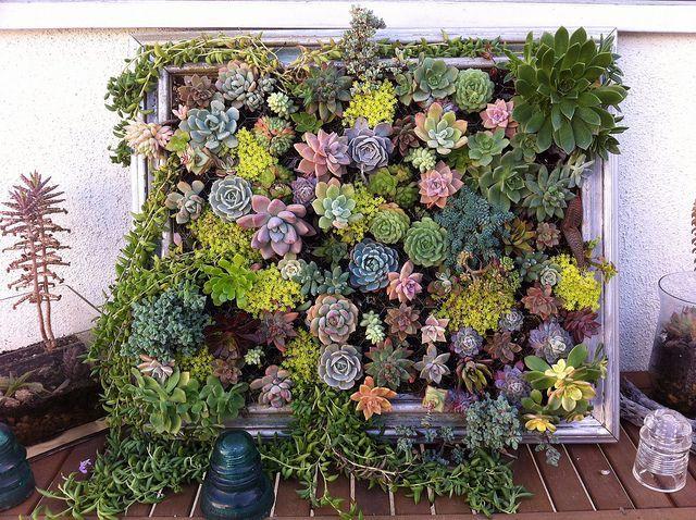 Spring garden decor ideas