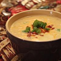 Potato Soup    SouthernBite.com